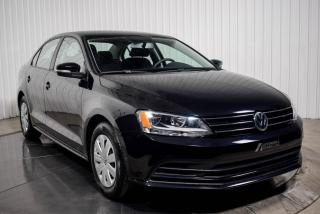 Used 2016 Volkswagen Jetta TRENDLINE+  A/C CAMERA DE RECUL for sale in St-Hubert, QC