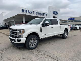 New 2020 Ford F-250 Super Duty for sale in Brantford, ON
