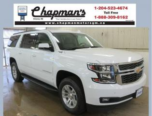New 2020 Chevrolet Suburban LT Power Liftgate, Heated Seats, Heated Steering Wheel for sale in Killarney, MB