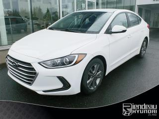 Used 2018 Hyundai Elantra GL Auto+Caméra de recul+AppleCarplay+AndroidAuto for sale in Ste-Julie, QC
