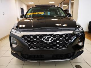 Used 2020 Hyundai Santa Fe 2.0T Ultimate AWD for sale in Ste-Julie, QC