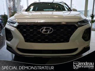 Used 2020 Hyundai Santa Fe TRÈS BEAU DÉMO SANTA FE - 2.0T Luxury AWD for sale in Ste-Julie, QC