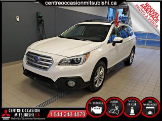 Used 2016 Subaru Outback 3.6R 4X4 LIMITED LIQUIDATION MAJEURE for sale in Blainville, QC