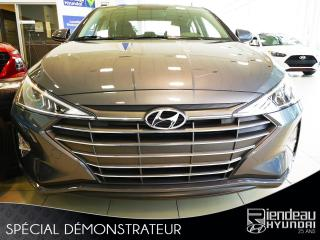 Used 2020 Hyundai Elantra TRÈS BEAU DÉMO ELANTRA Preferred. À SAISIR VITE for sale in Ste-Julie, QC