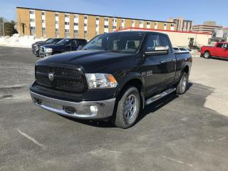 Used 2014 RAM 1500 QUAD CAB 4X4 OUTDOORSMAN for sale in Sherbrooke, QC