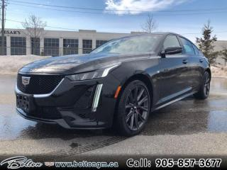 New 2020 Cadillac CTS Sport - Leather Seats - $424 B/W for sale in Bolton, ON