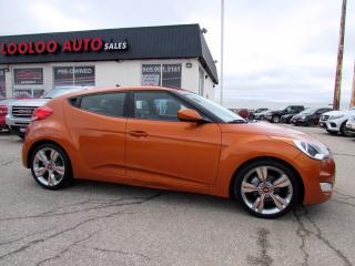 Used 2012 Hyundai Veloster COUPE AUTOMATIC NAVIGATION CAMERA CERTIFIED for sale in Milton, ON