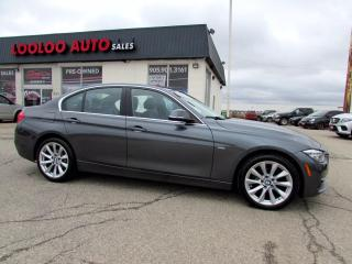 Used 2016 BMW 3 Series 328d xDrive Luxury Diesel Heads Up Navi CAmera Certified for sale in Milton, ON