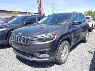 Used 2019 Jeep Cherokee North full garantie for sale in Val-D'or, QC