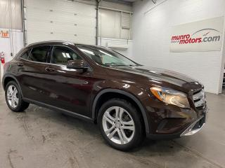 Used 2015 Mercedes-Benz GLA 4MATIC 4dr GLA 250 BLISS NAV NO ACCIDENTS for sale in St. George Brant, ON