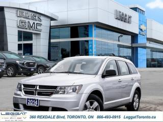 Used 2014 Dodge Journey SE for sale in Etobicoke, ON