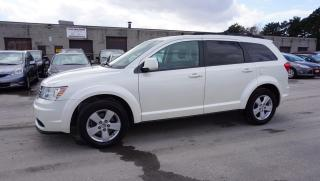 Used 2015 Dodge Journey SE 7 PSSNGRS CERTIFIED 2YR WARRANTY *ACCIDENT FREE*2ND SET WINTER* BLUETOOTH P. START CRUISE for sale in Milton, ON