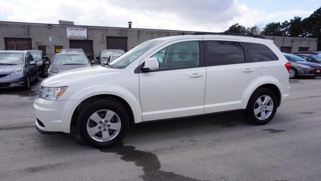 2015 Dodge Journey SE 7 PSSNGRS CERTIFIED 2YR WARRANTY *ACCIDENT FREE*2ND SET WINTER* BLUETOOTH P. START CRUISE