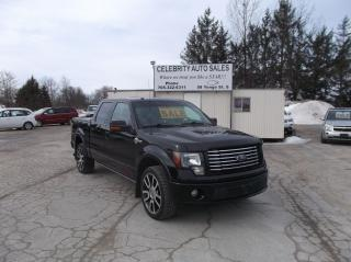 Used 2010 Ford F-150 4X4  HARLEY DAVIDSON for sale in Elmvale, ON