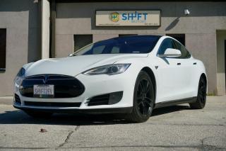 Used 2015 Tesla Model S 85D DUAL MOTOR AWD, AUTOPILOT H/W, AIR SUSPENSION for sale in Burlington, ON