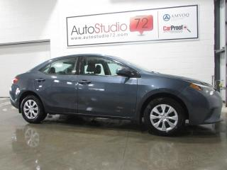 Used 2016 Toyota Corolla AUTOMATIQUE**CRUISE**A/C for sale in Mirabel, QC