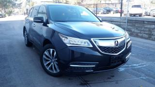 Used 2016 Acura MDX 96 MONTHS / $355.10 MONTHLY!!!! for sale in Toronto, ON