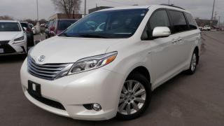 Used 2016 Toyota Sienna 96MONTHS /  533.68MONTHLY for sale in Toronto, ON