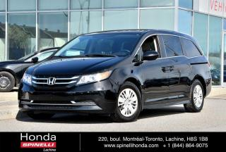 Used 2016 Honda Odyssey LX 7 PLACES AUBAINE 7 PASSAGERS BLUETOOTH CRUISE for sale in Lachine, QC