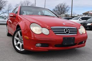 Used 2003 Mercedes-Benz C-Class C320 for sale in Oakville, ON