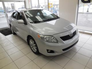 Used 2009 Toyota Corolla 1.8L LE AUTO A/C CRUISE TOIT MAGS GROUPE for sale in Dorval, QC
