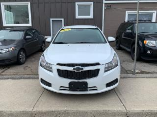 Used 2013 Chevrolet Cruze **LT**LOW KMS**BLUETOOTH**BACK UP CAMERA** for sale in Hamilton, ON