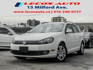 Used 2011 Volkswagen Golf Wagon Comfortline for sale in North York, ON