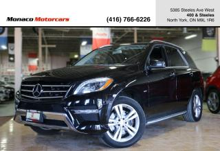 Used 2012 Mercedes-Benz M-Class ML350 BLUETEC - NAVI|BACKUP|HARMAN KARDON|2XTIRES for sale in North York, ON