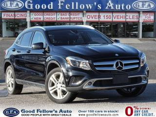 Used 2017 Mercedes-Benz GLA 250 4MATIC, LEATHER& HEATED SEATS, PANROOF, NAVIGATION for sale in Toronto, ON