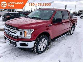 New 2020 Ford F-150 XLT 302A XTR pkg, navigation, trailer tow pkg, spray in bed liner, cruise control, back up cam, keyless entry for sale in Edmonton, AB