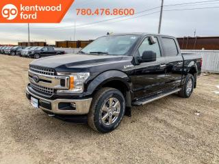 New 2020 Ford F-150 XLT 300A XTR pkg 3.5L V6 4x4 ecoboost with class IV trailer hitch, auto start/stop, cruise control, back up cam, keyless entry for sale in Edmonton, AB