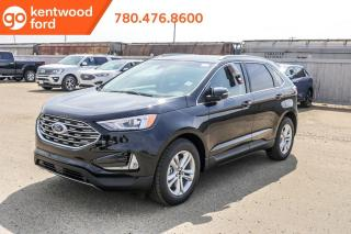 New 2020 Ford Edge SEL 201A AWD ecoboost with NAV, cold weather package, heated seats, heated steering wheel, heated windshield wipers for sale in Edmonton, AB