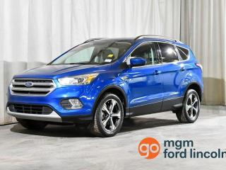 Used 2017 Ford Escape SE 4WD | HEATED FRONT SEATS | NAVIGATION | BACKUP CAMERA | POWER LIFTGATE for sale in Red Deer, AB
