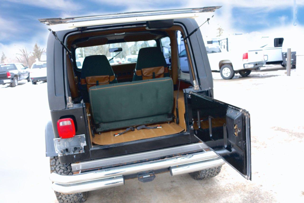 1995 Jeep YJ
