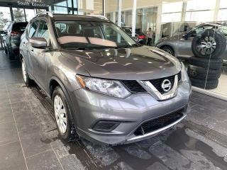 Used 2014 Nissan Rogue SV, ONE OWNER, REAR-VIEW CAMERA for sale in Edmonton, AB