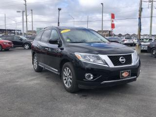 Used 2014 Nissan Pathfinder SL*BACKUP CAM*7  PASS* for sale in London, ON