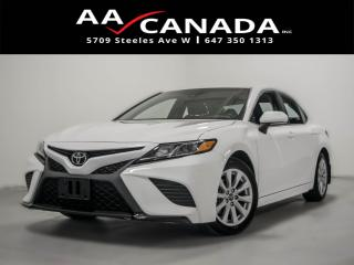 Used 2018 Toyota Camry SE for sale in North York, ON