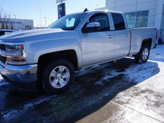 Used 2017 Chevrolet Silverado 1500 LT DOUBLECAB/4X4/USB/AUX/ for sale in Edmonton, AB