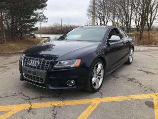 Used 2009 Audi S5 for sale in Toronto, ON