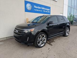 Used 2013 Ford Edge SPORT 4WD FULL LOAD! for sale in Edmonton, AB