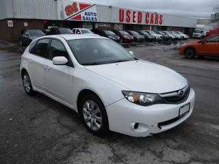 Used 2010 Subaru Impreza 2.5i ~ AUTO ~ H/B ~ SAFETY INCLUDED for sale in Toronto, ON