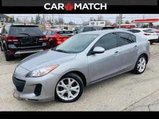Used 2013 Mazda MAZDA3 GX / AC / NO ACCIDENTS for sale in Cambridge, ON