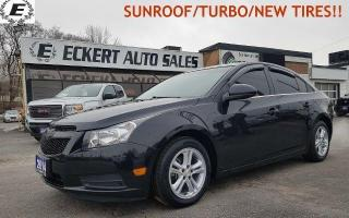 Used 2014 Chevrolet Cruze 1LT/DON'T PAY FOR 6 MONTHS OAC!! for sale in Barrie, ON