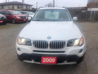 Used 2009 BMW X3 30i for sale in Hamilton, ON