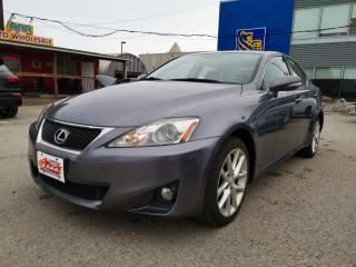 Used 2012 Lexus IS 250 P PREMIUM for sale in Scarborough, ON