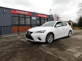 Used 2015 Lexus CT 200h | Leather | Sunroof for sale in St. Thomas, ON