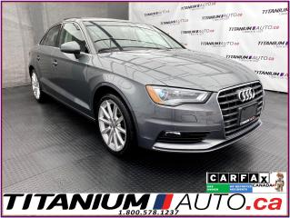 Used 2016 Audi A3 Progressiv+Camera+Front & Rear Parking Aid+Pano Ro for sale in London, ON