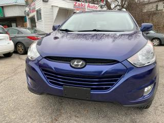 Used 2013 Hyundai Tucson 2013 Tucson GLS/Clean Carfax /Safety included asking price for sale in Toronto, ON