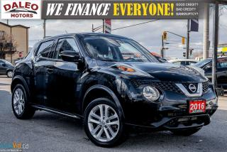 Used 2016 Nissan Juke SV | AWD | BACKUP CAM | BLUETOOTH for sale in Hamilton, ON
