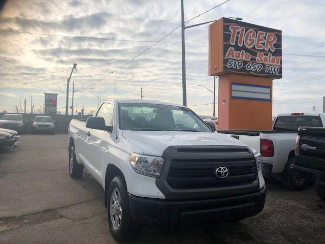 2014 Toyota Tundra SR*REG CAB*LONG BOX*ONLY 29,000KMS*5.7L V8*CERT.